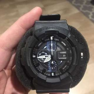 Casio GShock GAC-100 Dark Blue Watch (Negotiable)