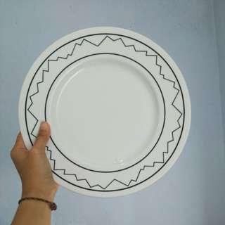 Piring Keramik (sepaket)
