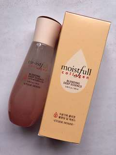Etude house moistfull collagen blending deep essence 100ml