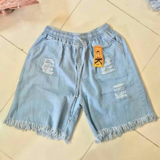 #123MoveOn Hotpans jeans CK (New)