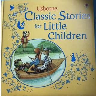 Usborne classuc stories