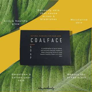 [INSTOCKS] Coalface soap