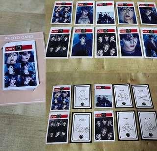 [Readystock] VIXX Photocard
