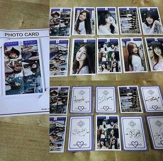 [Readystock] GFRIEND Photocard