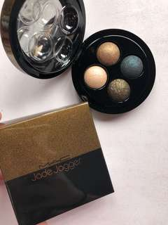 MAC Eyeshadow jade jagger burning nights
