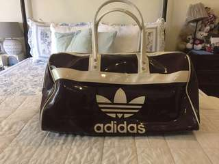 Limited Edition ADIDAS duffle bag
