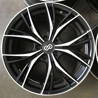 Rim Enkei ONX 18 inch camry accord civic