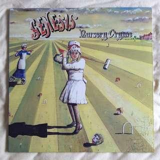 Genesis - Nursery Cryme Vinyl Record