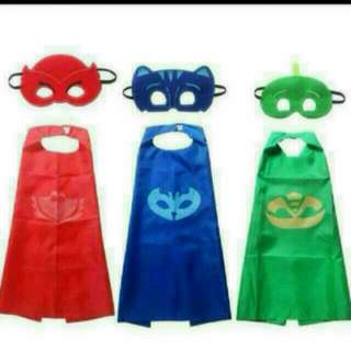 PJ Masks Cape Set