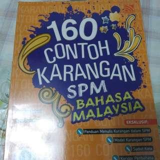 Contoh Karangan SPM (Bahasa Melayu