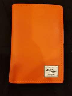 New Orange Passport holder / cover ( Valentino Creations brand)