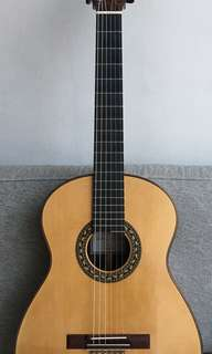 Ashley Sanders Classical Guitar