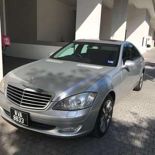 Mercedes Benz S350 all service done, Perfect condition