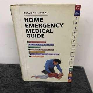 1999 Reader's digest home emergency medical guide