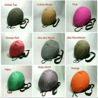 Helmets bag waterproof