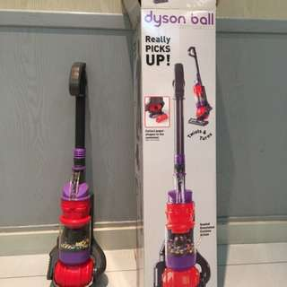 Dyson toy vacuum cleaner