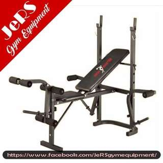 5 In 1 Multi Gym Bench