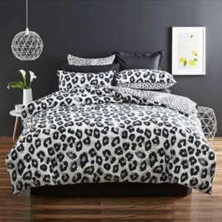 Queen Doona Cover And euro pillow cases