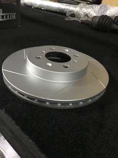 Dixcel SD front Rotor GE8 RS