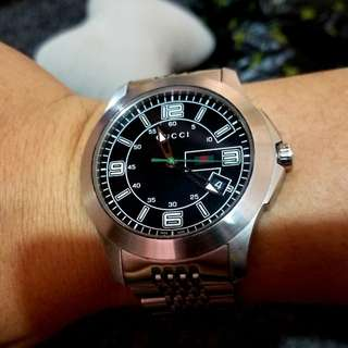 Legit gucci watch for men 44mm