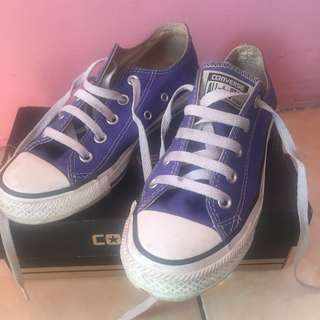 Purple lovers converse