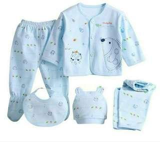 5pcs newborn set