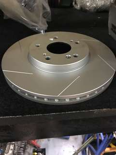 Dixcel SD front Rotors CL7R