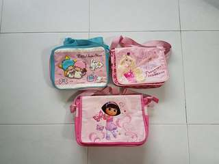 Children's Bags ($5 each, 3 for $10)