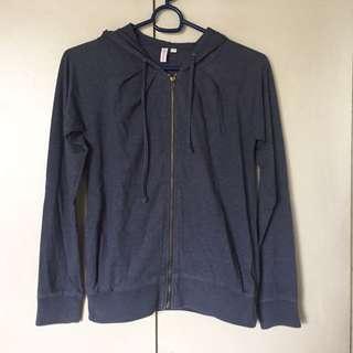 Penshoppe Zipped Jacket with Hood
