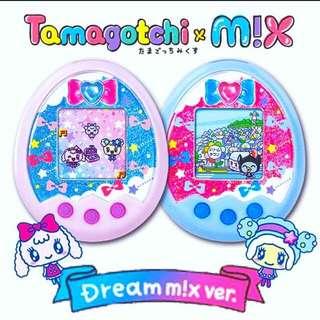 Tamagotchi dream mix