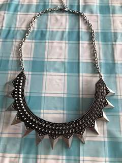 Fashion Silver Necklace