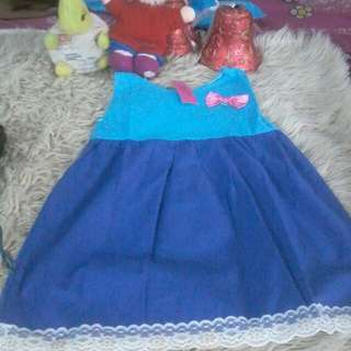 Dress anak katun discount 50 persen
