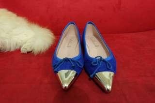 Pretty Ballerinas blue
