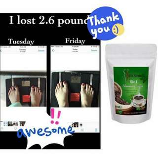 10-IN-1 SLIMMING COFFEE