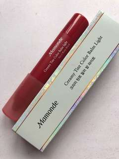 Mamonde creamy Tint color balm light in rosy brick 03