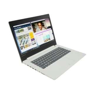 Laptop Lenovo IP 320 14AST AMD A4 Win 10 Bisa Kredit