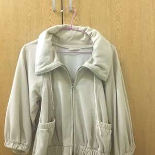 🚚 短版純棉外套