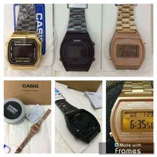 Affordable OEM watches Casio/gshock