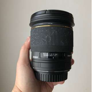 Sigma 24mm F1.8 Canon mount
