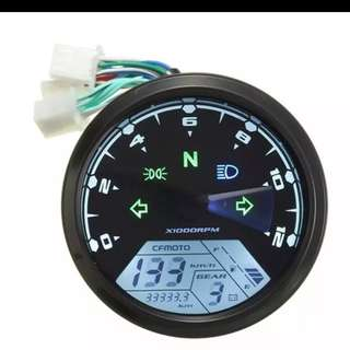 Speedometer for motorcycle/ebike (unused)
