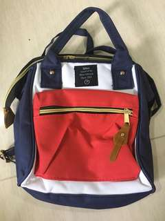 Kids small backpack or Lady small Slingbag