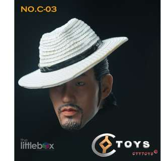 1/6 Scale Kung Fu Hustle Axe Gang Boss 功夫斧头帮