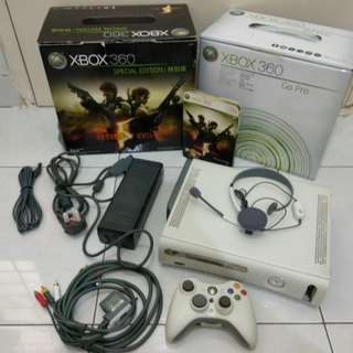 XBox 360 Resident Evil Limited Edition