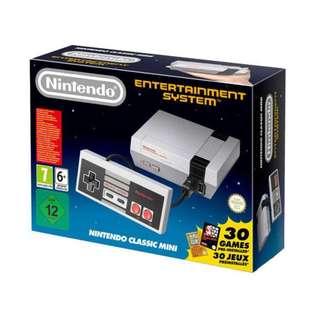 NES Classic Edition (EU)