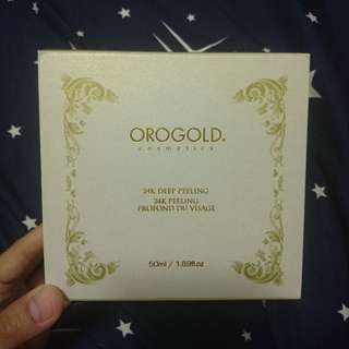 Orogold Cosmetics Box