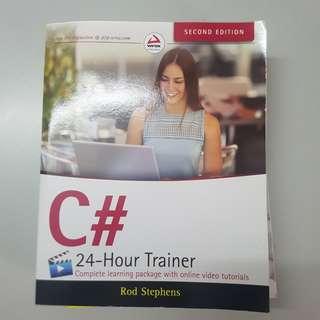 C# programming language by Rid Stephens