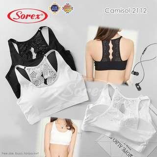 CAMISOLE SPORT ART SOREX /BRALETE SOREX