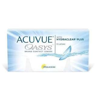 BN 2x Acuvue Oasys