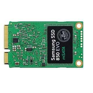 BNIB - Samsung 250GB 850 Evo mSATA SSD