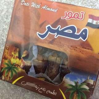 🚚 埃及的堅果椰棗